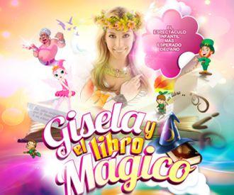 Gisela y el Libro Magico