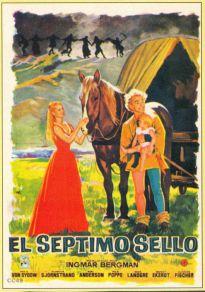 Cartel de la película El séptimo sello