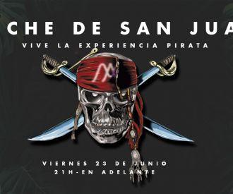 La noche de San Juan con Los Piratas