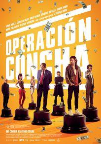 Cartel de la película Operación Concha