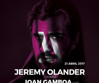 Electronic Colors: Jeremy Olander (Vibrant) + Ioan Gamboa + Soulwerk