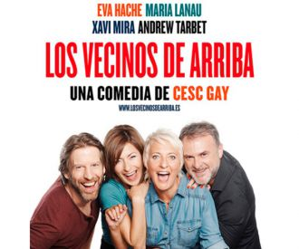 Los vecinos de arriba de Cesc Gay-background