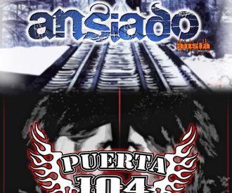 Ansiado + Puerta 104