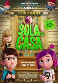 Cartel de la películaSola en casa
