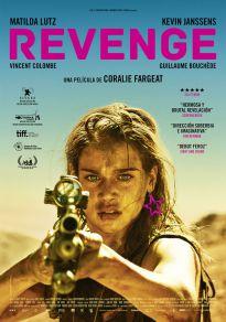 Cartel de la película Revenge