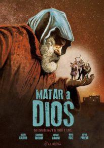 Cartel de la películaMatar a Dios
