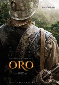 Cartel de la película Oro