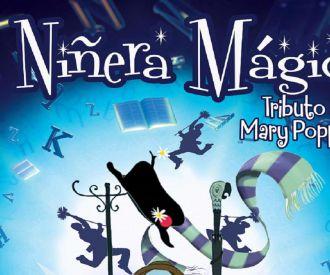 La Niñera Mágica, tributo a Mary Poppins