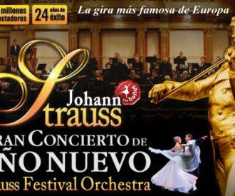 Johann Strauss - Gran concierto de Año Nuevo