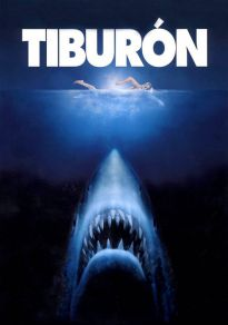 Cartel de la película Tiburón
