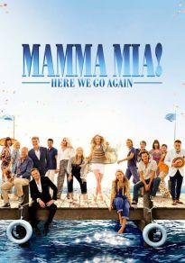 Cartel de la película Mamma mia! Una y otra vez