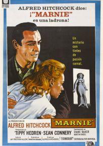 Cartel de la película Marnie - Ópera Preg. met Luxury 18-19 Vose