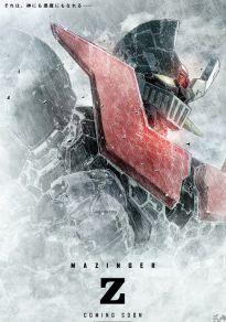 Cartel de la películaMazinger Z: Infinity