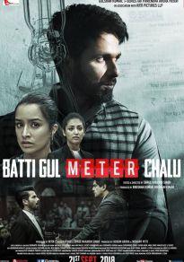 Cartel de la película Batti Gul Meter Chalu