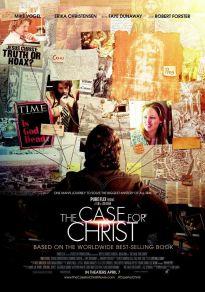 Cartel de la película El caso de Cristo