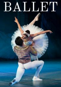 Cartel de la película Romeo y Julieta Ballet (Cine)