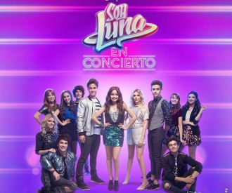 Soy Luna Live-background