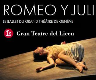 Romeo y Julieta - le Ballet du Grand théâtre de Genève