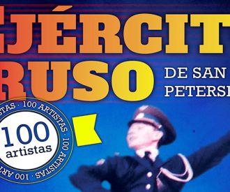 Espectáculo Ejército Ruso s. Petersburgo