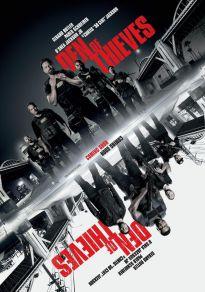 Cartel de la película Juego de ladrones. El atraco perfecto
