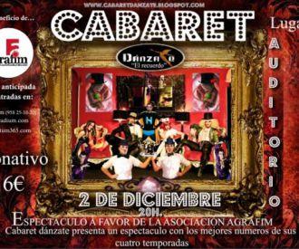 Cabaret El Recuerdo con Dánzate