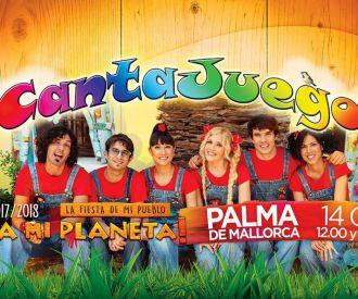 Cantajuego - Viva mi Planeta!