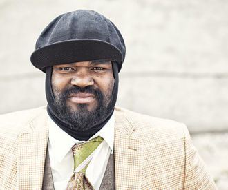 Gregory Porter-background