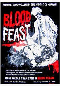 Cartel de la película Blood Fest