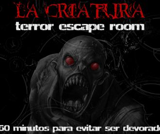 La Criatura Terror Escape Room