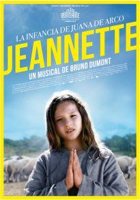 Cartel de la película Jeannette, la infancia de Juana de Arco