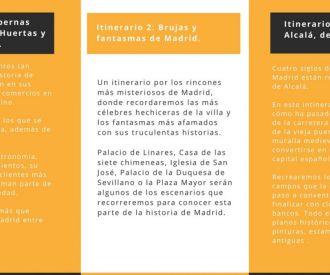 Descubriendo Madrid - Fundación sin barreras