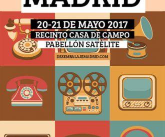 47 Desembalaje de Antigüedades de Madrid