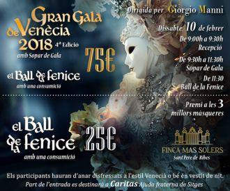 Gran Gala de Venecia 2018