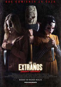 Cartel de la película Los extraños. Cacería Nocturna