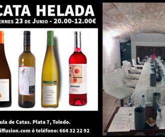 Cata helada 'Summer wines'