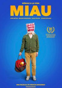 Cartel de la película Miau