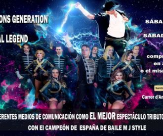 Eternal Legend - Tributo a Michael Jackson